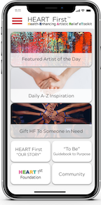 HEART First Screenshot Additional Services
