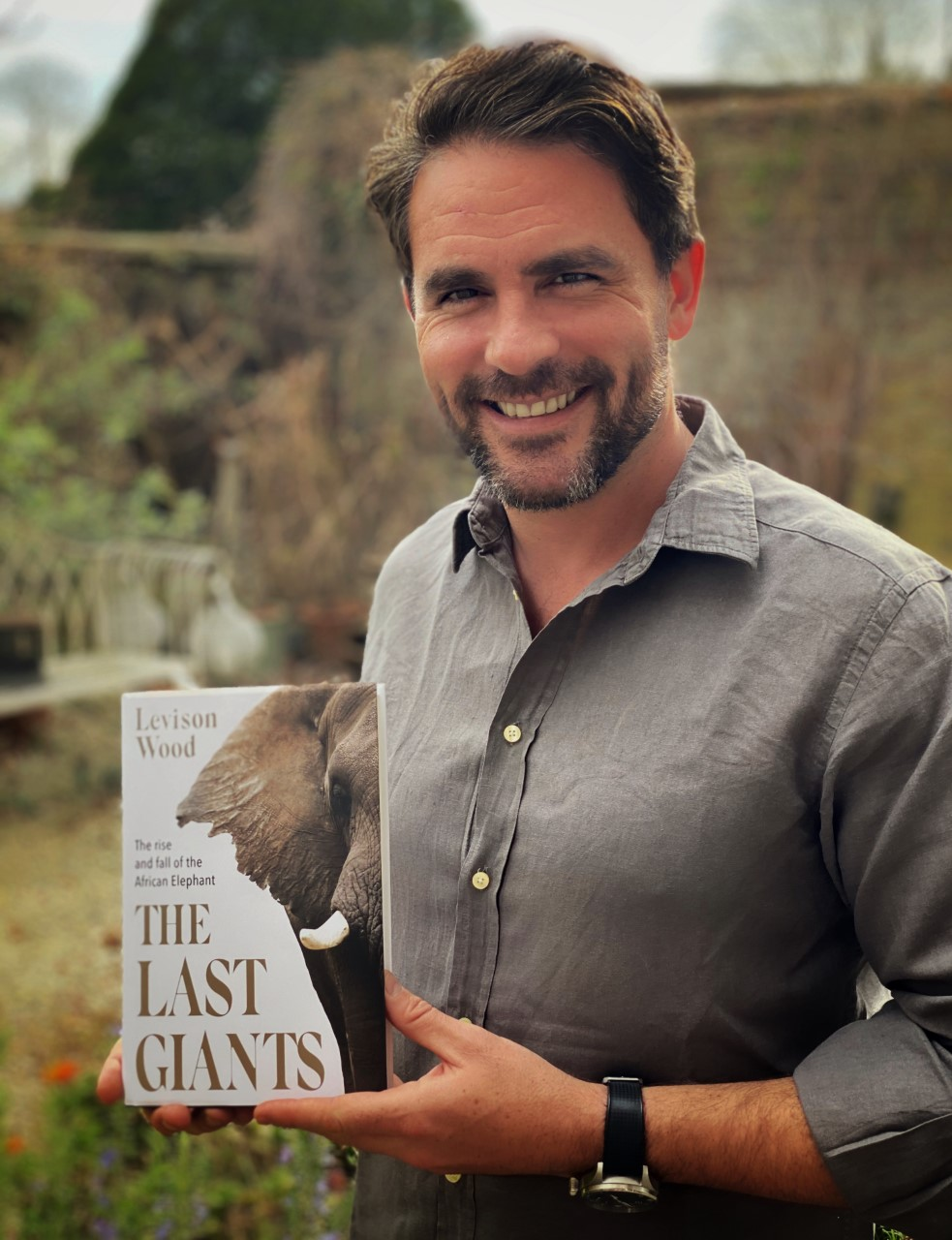 Signed Copy of Book: 'The Last Giants' by Levison Wood